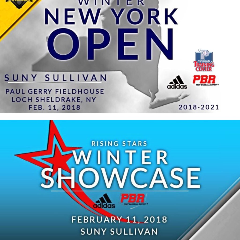 Pro Prospects College Baseball Showcase @ The Sports Factory Of NEPA