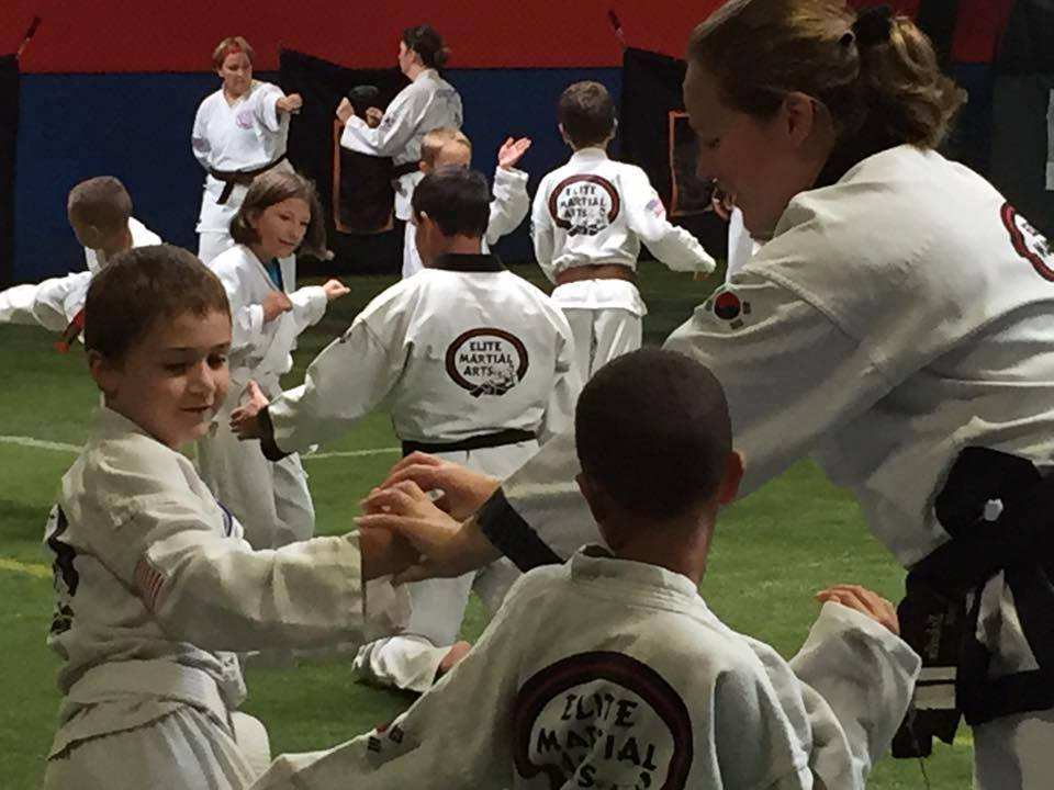 Elite Martial Arts @ Elite Martial Arts