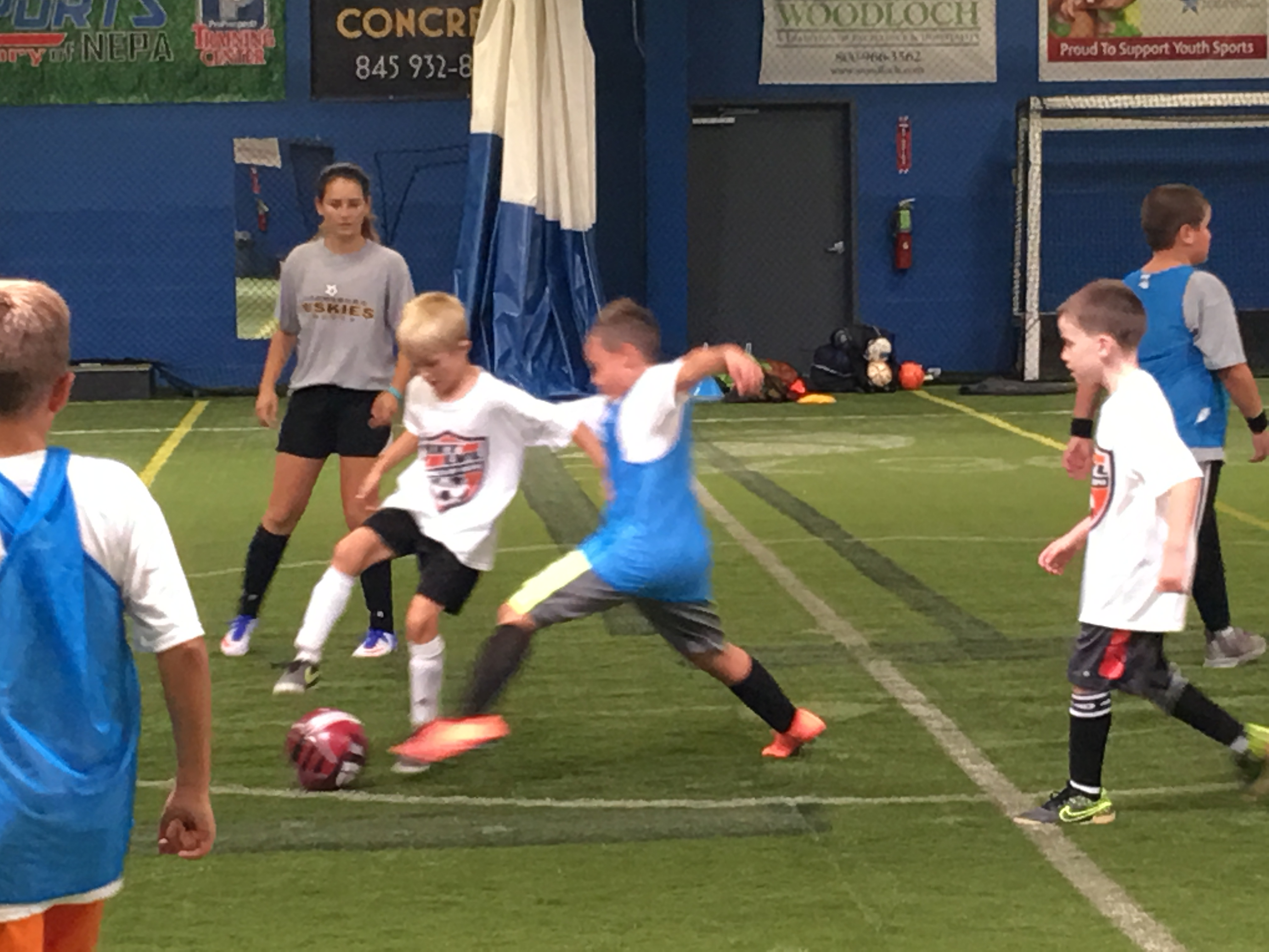Open Soccer Play Day @ The Sports Factory