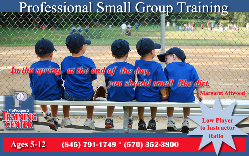 L'il Prospects Baseball/Softball Clinics (Ages 5-7)