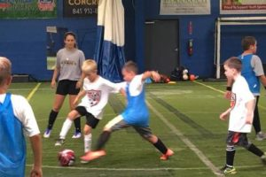 Next Level Soccer Club Games @ Full Field at The Sports Factory