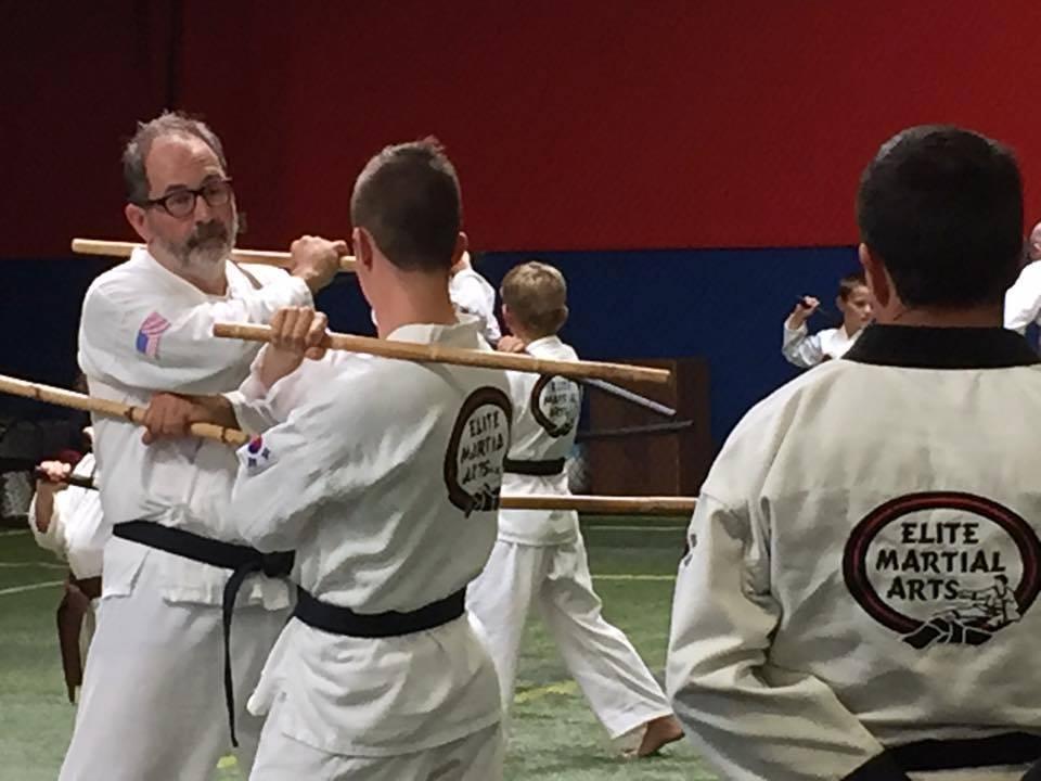 Elite Martial Arts Training