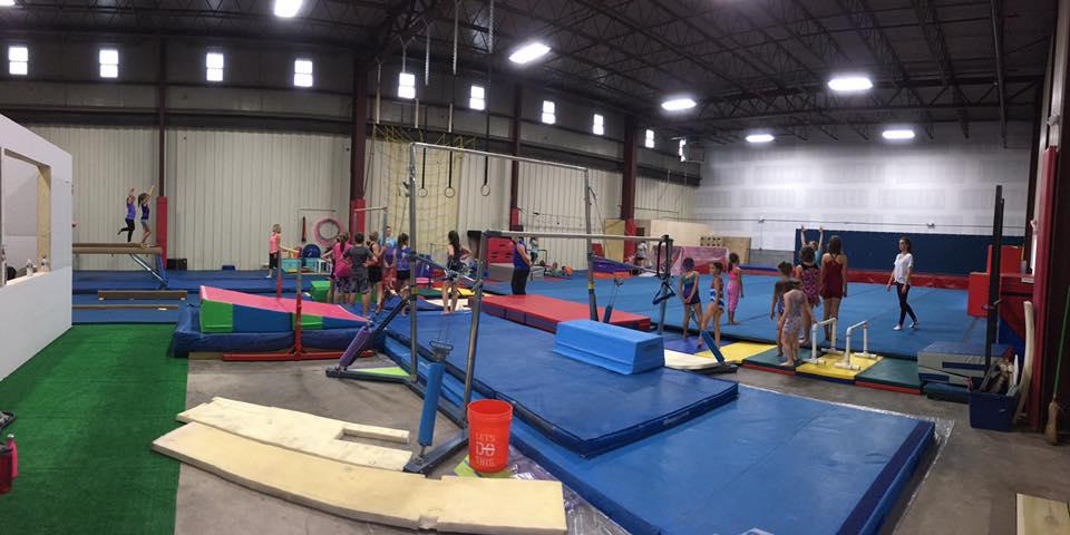 Balance Gymnastics Open Gym @ Balance Gymnastic (Back of The Sports Factory)