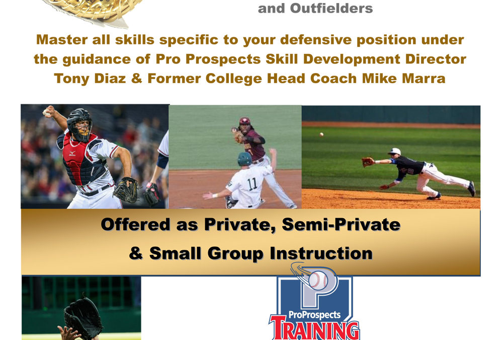Pro Prospects Gold Glove Training