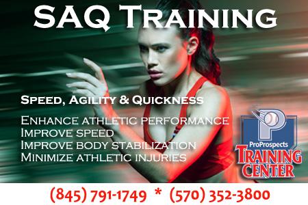 Speed, Agility & Quickness Training