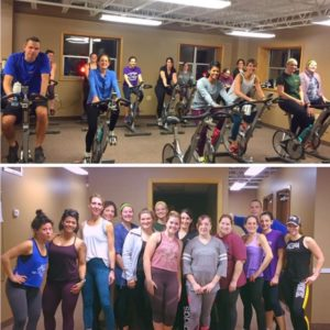 Saturday Spin Class @ Sports Factory of NEPA