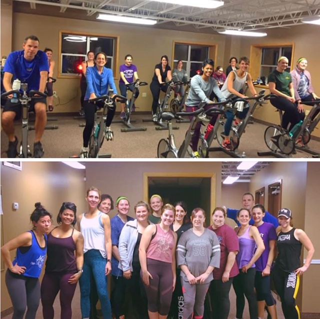 Saturday Spin Class