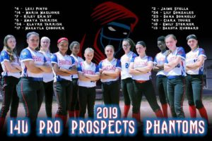 Pro Prospects Softball Camp @ The Sports Factory of NEPA