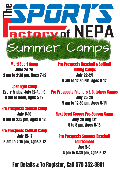 The Sports Factory of NEPA |